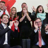 Klarer Sieg für Platters ÖVP bei Tirol-Wahl