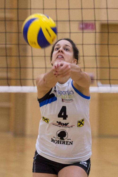 Julia Schrott brachte es beim Dornbirn-Sieg auf 23 Punkte.VN/STiplovsek