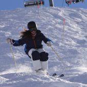 Ski-Akrobaten kämpfen auf dem Bödele um die Titel