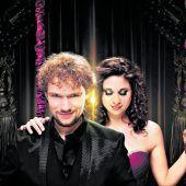 Zauberhafte Show des MagierduosThommy Ten und Amélie van Tass