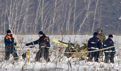 Keiner der 65 Passagiere und sechs Crew-mitglieder überlebte das Unglück. AP