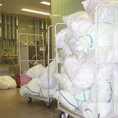 Statt Wozabal wäscht nun Schweighofer die Krankenhauswäsche