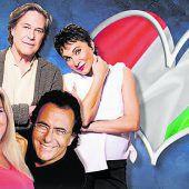 Stars der Italo-Musik auf der Seebühne