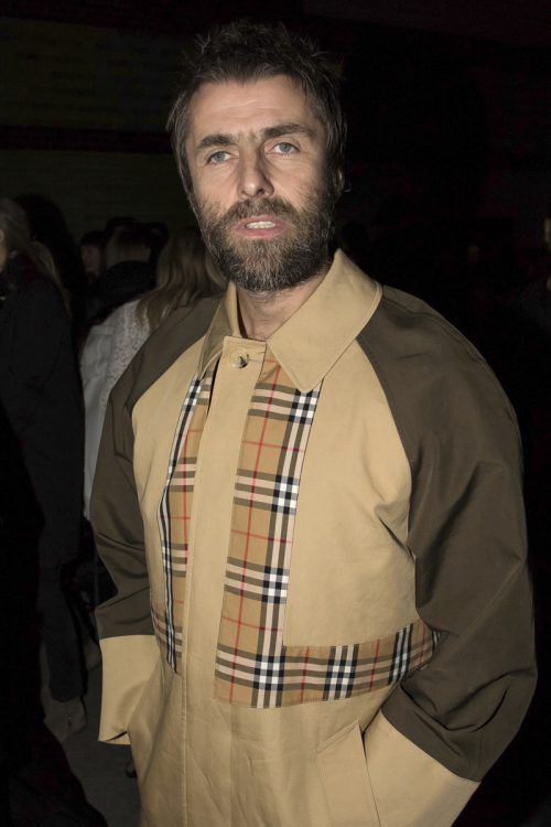 Liam Gallagher ist als Leadsänger der Rockband Oasis bekannt geworden. AP