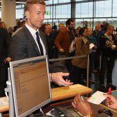 Jankos Rückkehr in die Schweiz