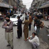 Todesopfer und Verletzte bei Beben in Afghanistan und Pakistan