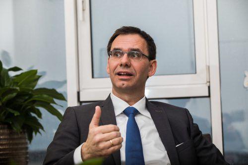 Moser habe sich für die Ländervorschläge offen gezeigt, sagt Wallner. VN/steurer