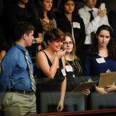 Debatte um schärferes Waffenrecht in den USA gewinnt an Fahrt