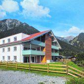 Kleinwohnanlage in Wald am Arlberg fertiggestellt