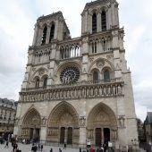 Notre-Dame sucht Spender