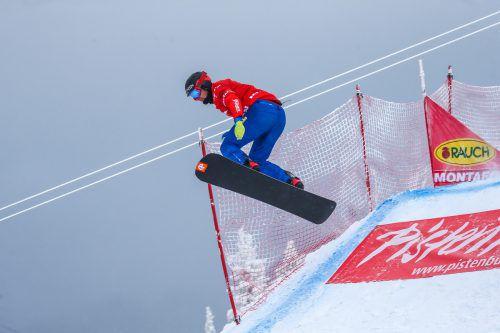 ÖSV-Snowboard-Teamchef Chris Galler sieht in dem Vorarlberger Alessandro Hämmerle einen Geheimtipp für den Boardercross-Bewerb bei den Olympischen Spielen in Südkorea.lerch
