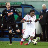 FC Bayern mit hohem Siegim Pokal-Halbfinale
