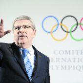 IOC-Exekutivebeschäftigt CAS-Fall