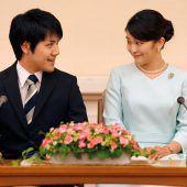 Prinzessin Mako verschiebt ihre Hochzeit um zwei Jahre