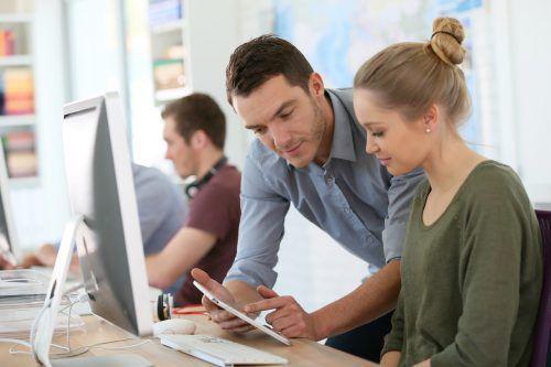 Privat-Unis punkten bei den Studierenden mit guten Betreuungsverhältnissen.
