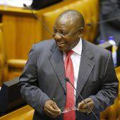 Südafrika hat einen neuen Präsidenten