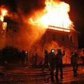 Im Brandfall zählt jede Sekunde