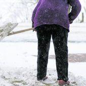 Winterdienst: Kontrolle kostet