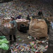 China hat genug vom Plastikmüll