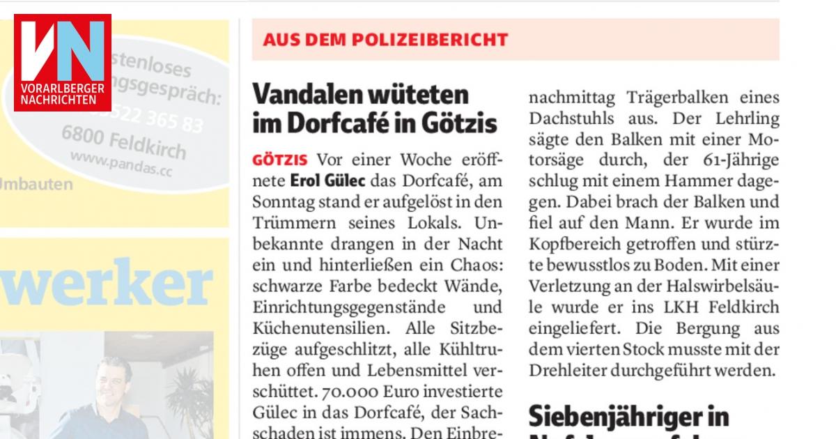 Polizeibericht Füssen Aktuell