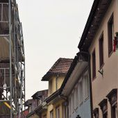 Fassadensanierung in der Alpenstadt
