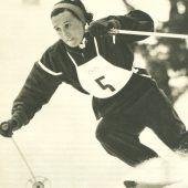 Vorarlbergs bislang einzige Doppel-Olympiasiegerin