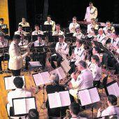 Militärmusik fasst wieder Tritt