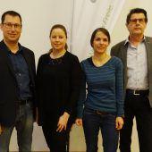 Zahlreiche Mitglieder beim Alpenverein geehrt