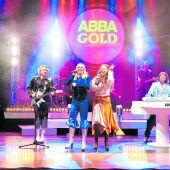 Eine goldene Show mit dengrößten ABBA-Songs