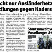 Wiederbetätigung: Vorarlberger Ex-Soldat angeklagt