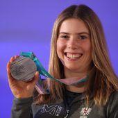 Liensberger und das olympische Glück