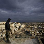 Fünf Stunden Waffenruhe in Syrien