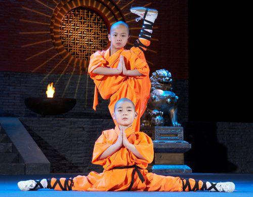 """""""A mi to fo"""" gibt Einblick in die Welt des geheimnisvollen alten Chinas. privat"""
