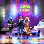 Karten gewinnen für dieKonzertshow ABBA GOLD