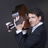 Gitarre amBachmit der Klasse Alexander Swete