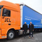 8000 Transporte für Alpla
