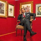 Wer ist rätselhafter: Salvador Dalí oder Monster und Geister?