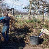 Ems und Altach arbeiten bei Grünmüll zusammen