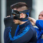 Im Angesicht der Maske