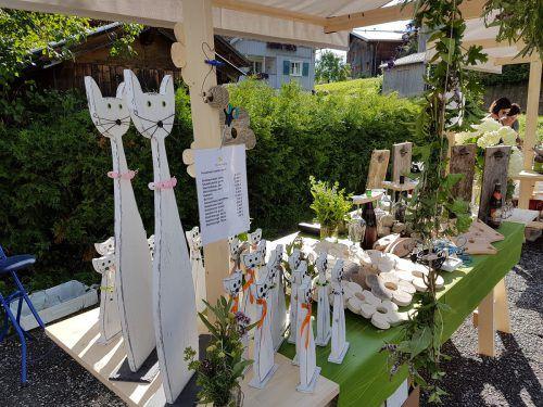 Am kommenden Samstag gibt es auf dem Kirchplatz wieder Österliches zu kaufen. Gemeinde