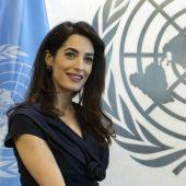 Amal Clooney übernimmt Mandat für Journalisten in Myanmar