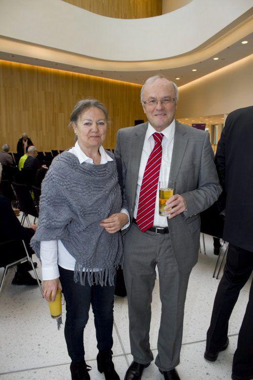 Angelika und Reinhard Haller.