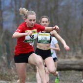 Ländle-Crossläufer drei Mal am Podest