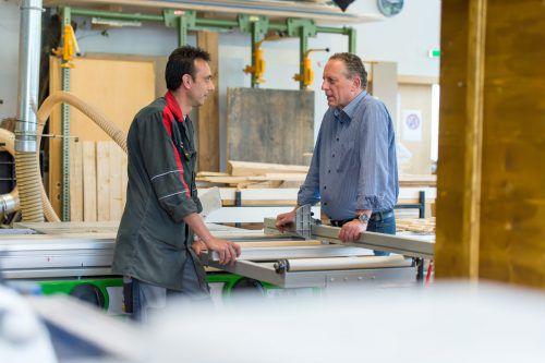 Bessere Aus- und Weiterbildung im Land selbst fordert AK-Präsident Hubert Hämmerle für die Arbeitnehmer im Land.AK