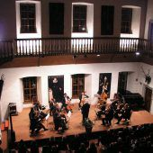 Bach forever im Hohenemser Palast
