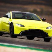 Autonews der WocheNeuer Aston Martin Vantage / Erste Bilder des neuen VW Touareg / Mehr Power für einzelne Volvo-Modelle