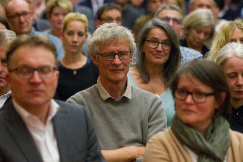 Bei einer Infoveranstaltung war auch Bernd Ausserer unter den Zuhörern.vn/hartinger