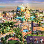 Jüdisches Disneyland soll in der Wüste entstehen
