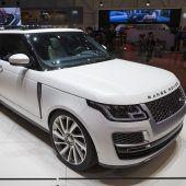 Coupé als Hommage an ersten Range Rover