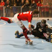 Topduell in Hockeyarena